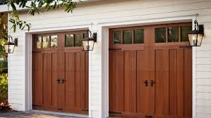 Wood Garage Doors Uxbridge